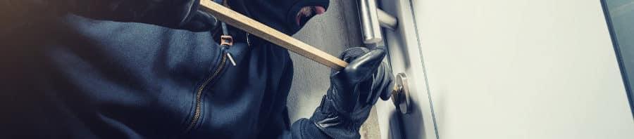 robo sin alarma seguro de hogar