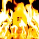¿Cubre el seguro de hogar el incendio?