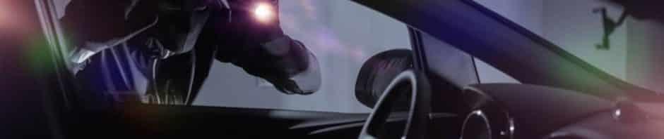 ¿Cubren los seguros de coche el robo de objetos personales?