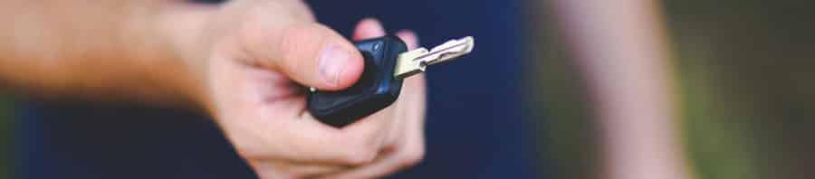 Pérdida de las llaves del coche: ¿está cubierta por el seguro de auto?
