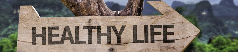 reglas de oro para una vida saludable