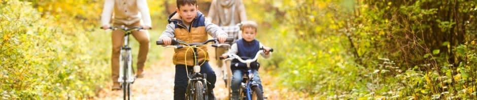 mejorar la forma física de toda la familia