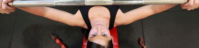 Para construir músculo no es necesario levantar pesos pesados