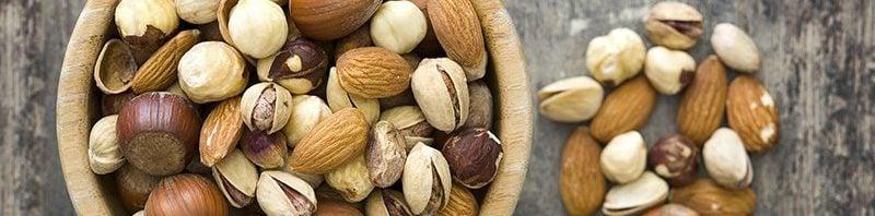Frutos secos son beneficiosos