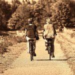 ¿Cuales son los beneficios de montar en bicicleta?