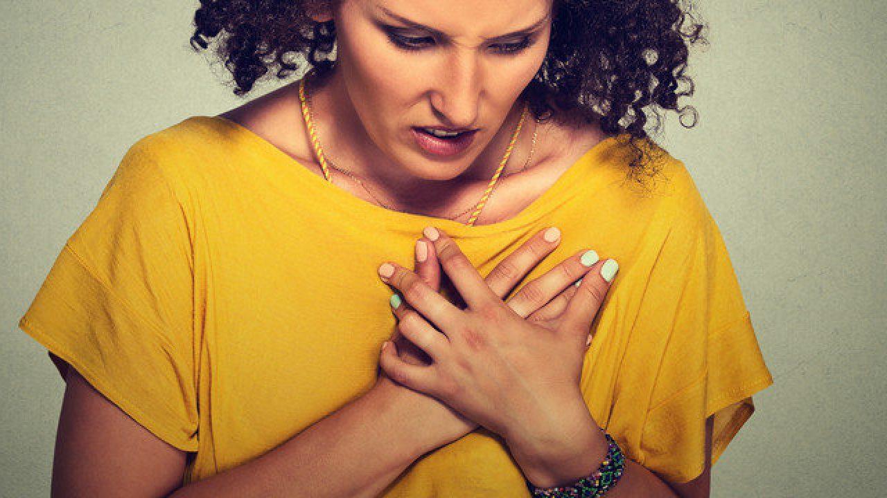 Asma y dolor en la espalda