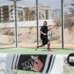Cómo practicar pádel evitando posibles lesiones