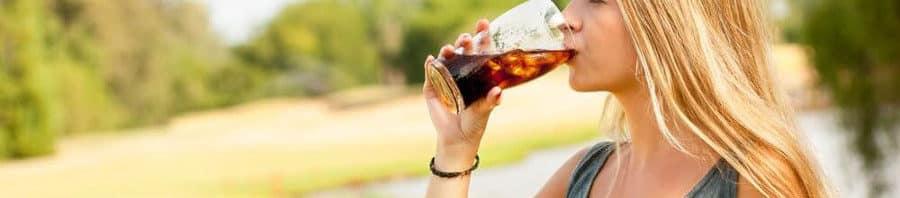 Beber refrescos después de hacer ejercicio podría dañar los riñones