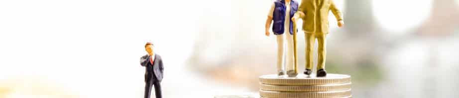 Ahorrar para la jubilación cuando eres autónomo