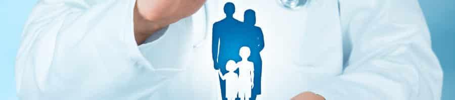 Un seguro de salud de tarifa plana para toda la familia por menos de lo que cuesta un café al día