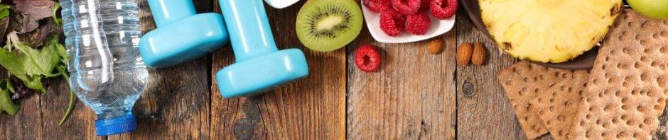 comer antes de hacer ejercicio para perder peso y construir músculo