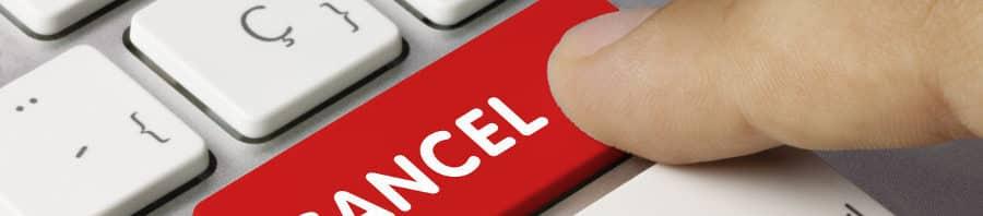 Cómo cancelar la renovación de mi seguro