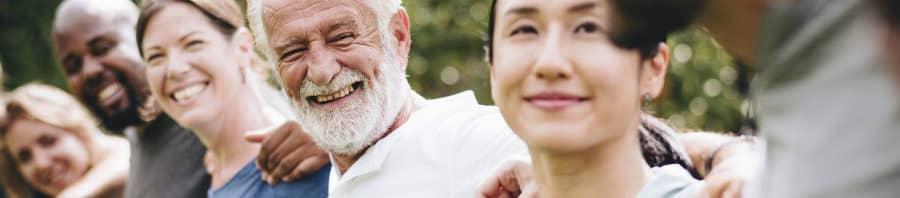 longevidad comunidad entorno vital