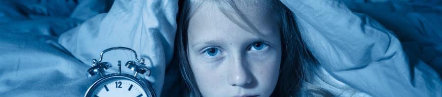 La falta de sueño en los niños puede afectar a su vida emocional