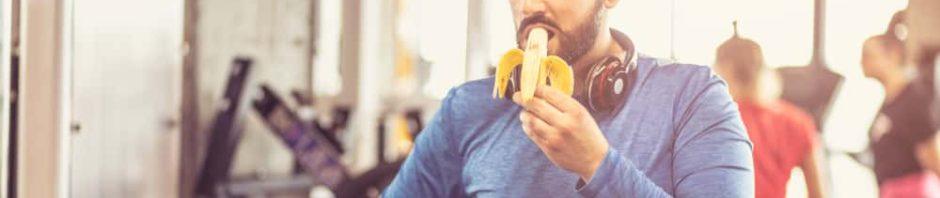 Plátanos y deporte: los beneficios de comer plátano si haces ejercicio