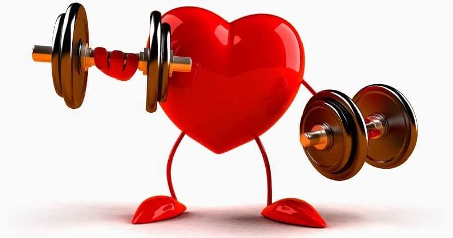 asi es como el deporte protege al corazón