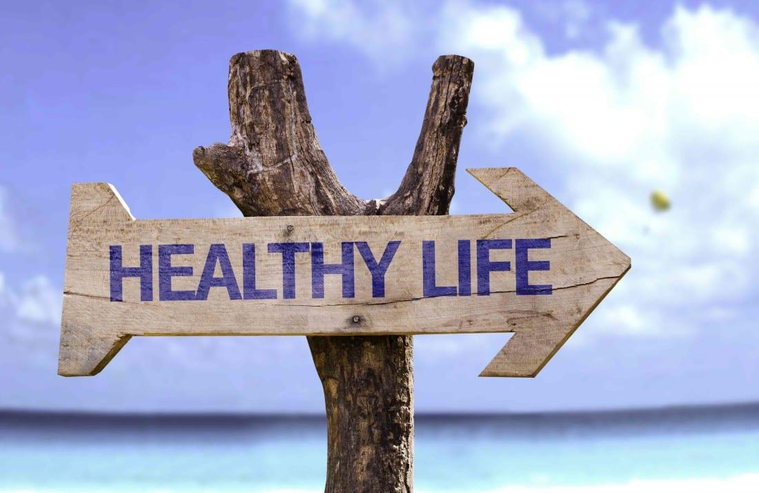 reglas para vivir una vida saludable